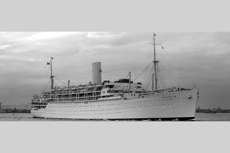 Image: The SS Strathallan