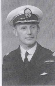 Captain JH Biggs CB