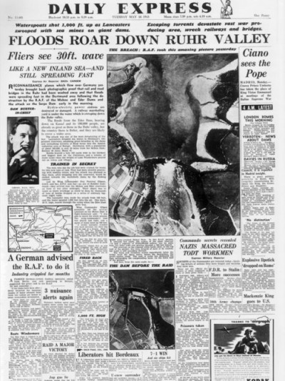 Daily Express 1943