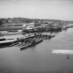 German U-boats Surrender