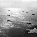Operation Torch Ship Convoy