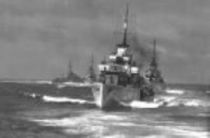 Royal Naval Destroyers 1942