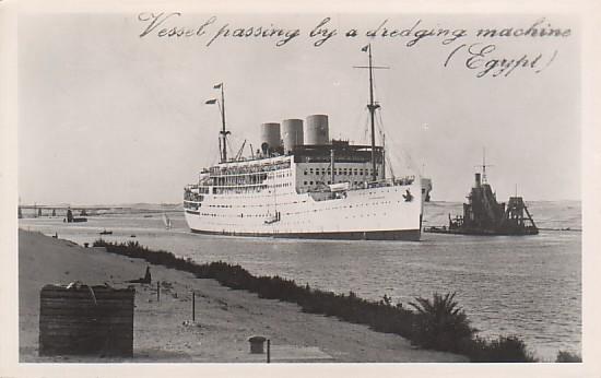 SS Strathnaver