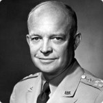 General Dwight D Eisenhower