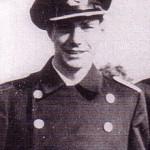 Kapitanleutnant zur Horst Hamm