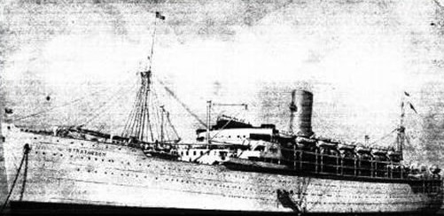 SS Stratheden